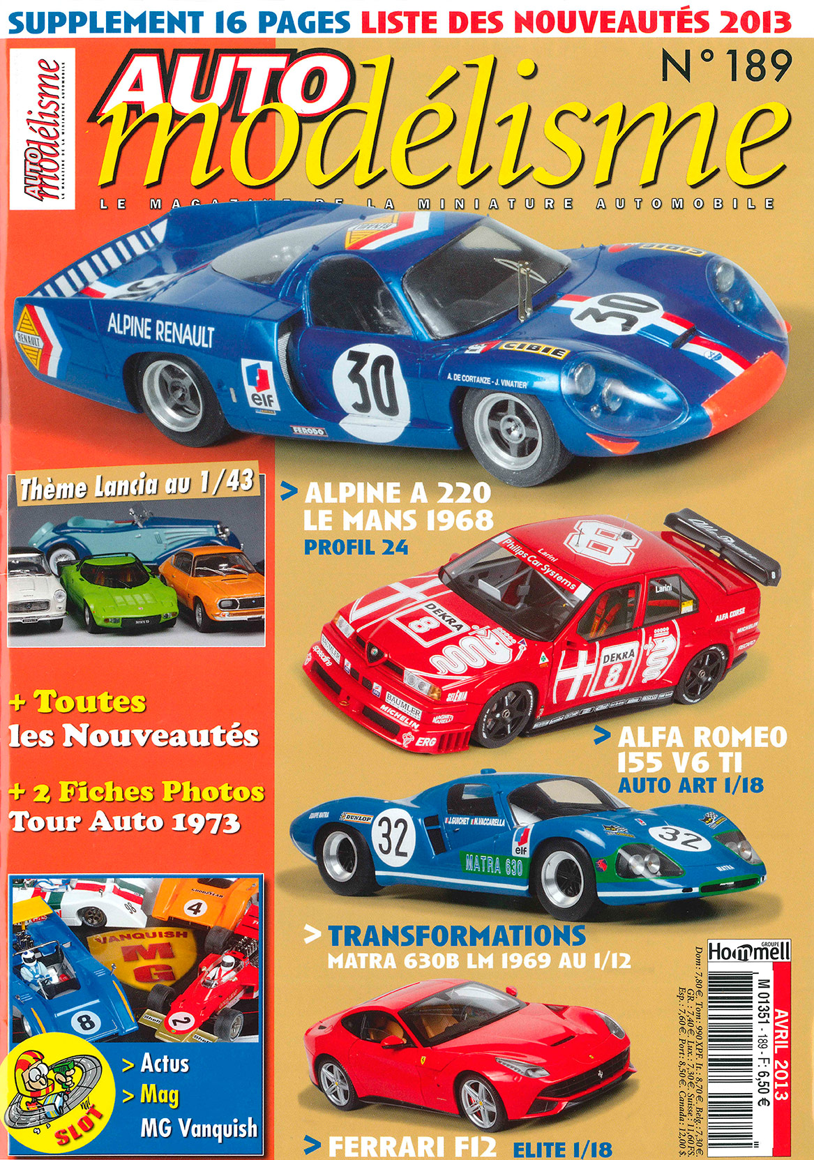 Sports Cars 43 Presse