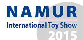 Namur International Toy Show - 21/2/2015