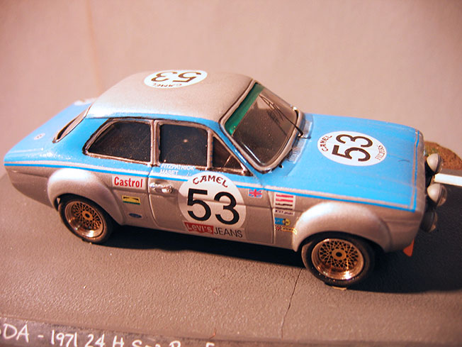 Ford Escort MK1 - 24h Spa