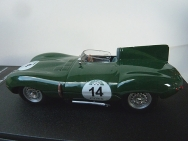 Jaguar Type D - 1954
