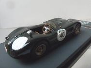 Jaguar XK120C - 1951